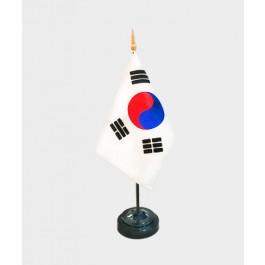 미니 탁상용 태극기