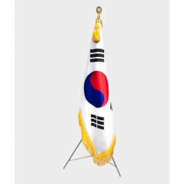 태극기 황금봉 삼발이 정기본염 세트(vat포함)